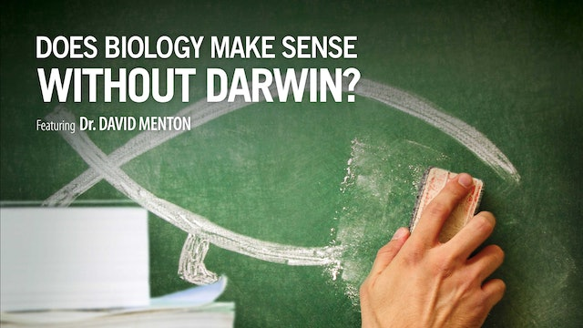 Does Biology Make Sense Without Darwin?