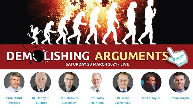 Demolishing Arguments Webinar