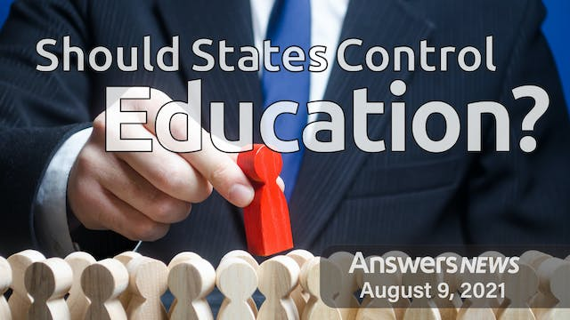 8/09 Should States Control Education?