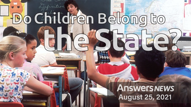 8/25 Do Children Belong to the State?