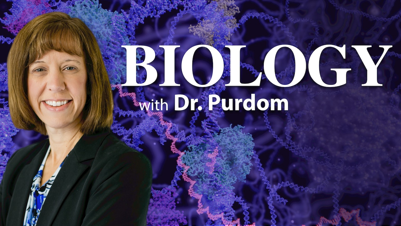Biology with Dr. Purdom