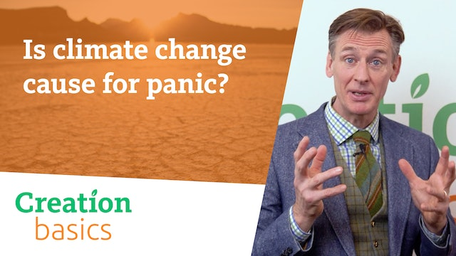 Is climate change cause for panic?
