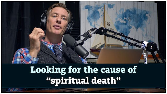 """Looking for the cause of """"spiritual d..."""