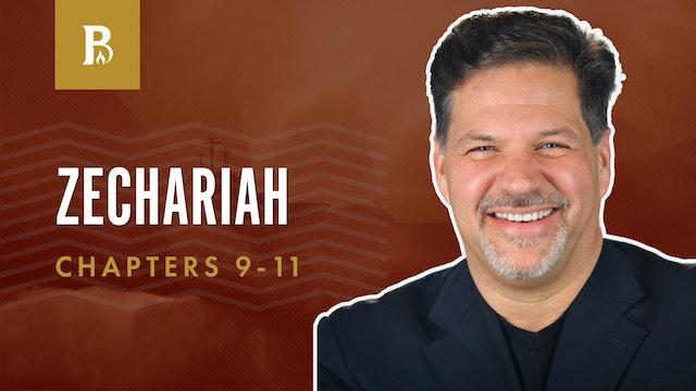 The Fall of Israel; Zechariah 9-11