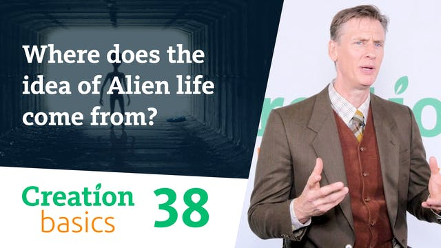 Where does the idea of alien life com...
