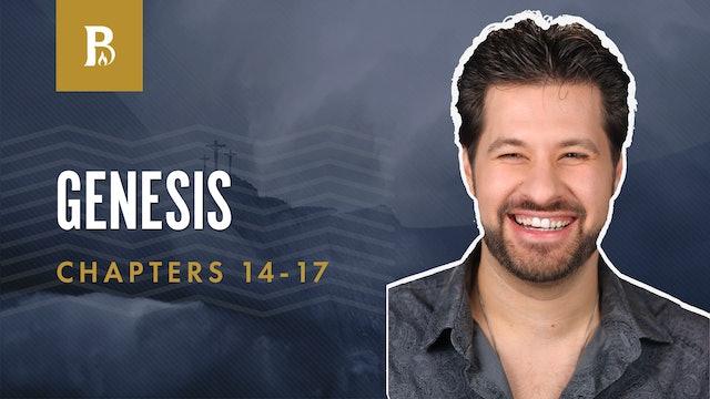 Plan B; Genesis 14-17
