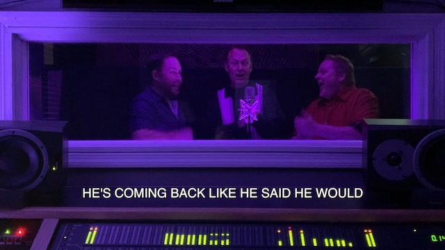 He's Coming Back LYRIC VIDEO