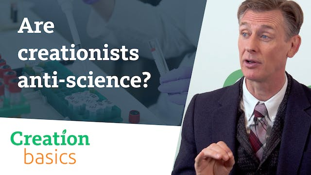 Are creationists anti-science?