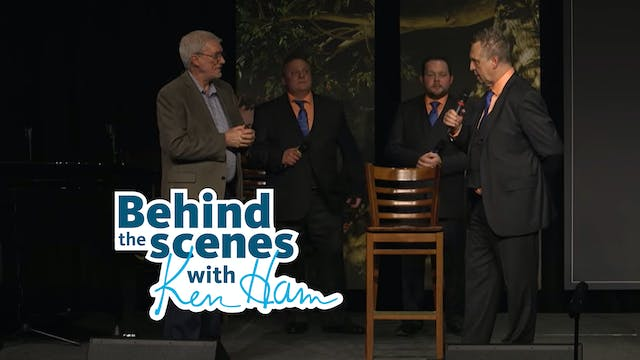 Singing & Science at the Creation Museum
