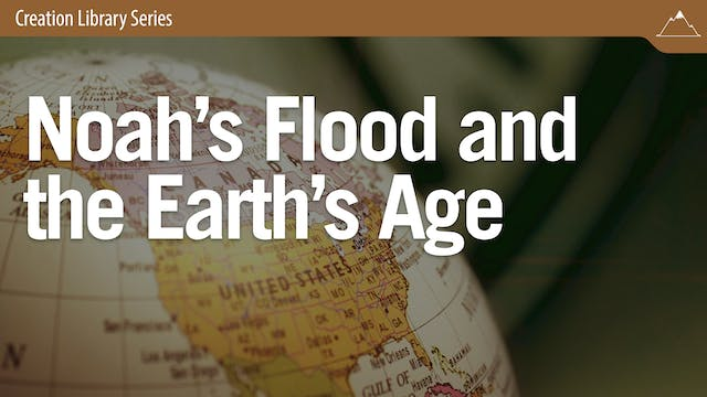 Noah's Flood and the Age of the Earth