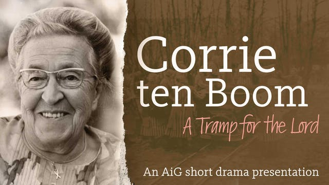Corrie ten Boom: A Tramp for the Lord