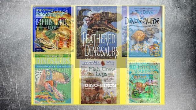 الكتاب المقدس وتاريخ الديناصورات جزء اول