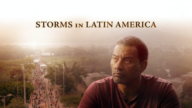 Storms in Latin America