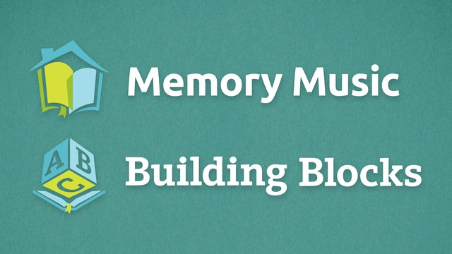 Memory Music & Building Blocks - Bible Curriculum - Subscribers