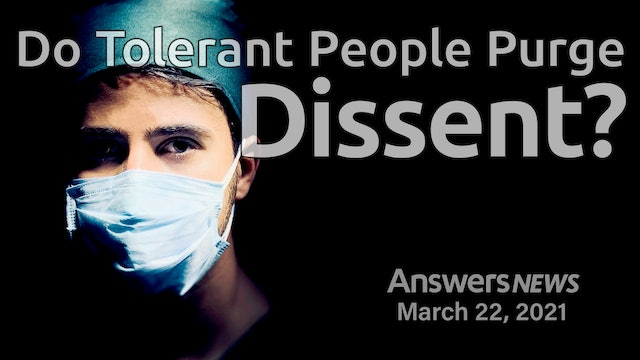 3/22 Do Tolerant People Purge Dissent?