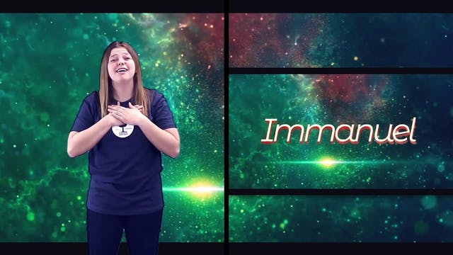 Immanuel (Isaiah 7:14)