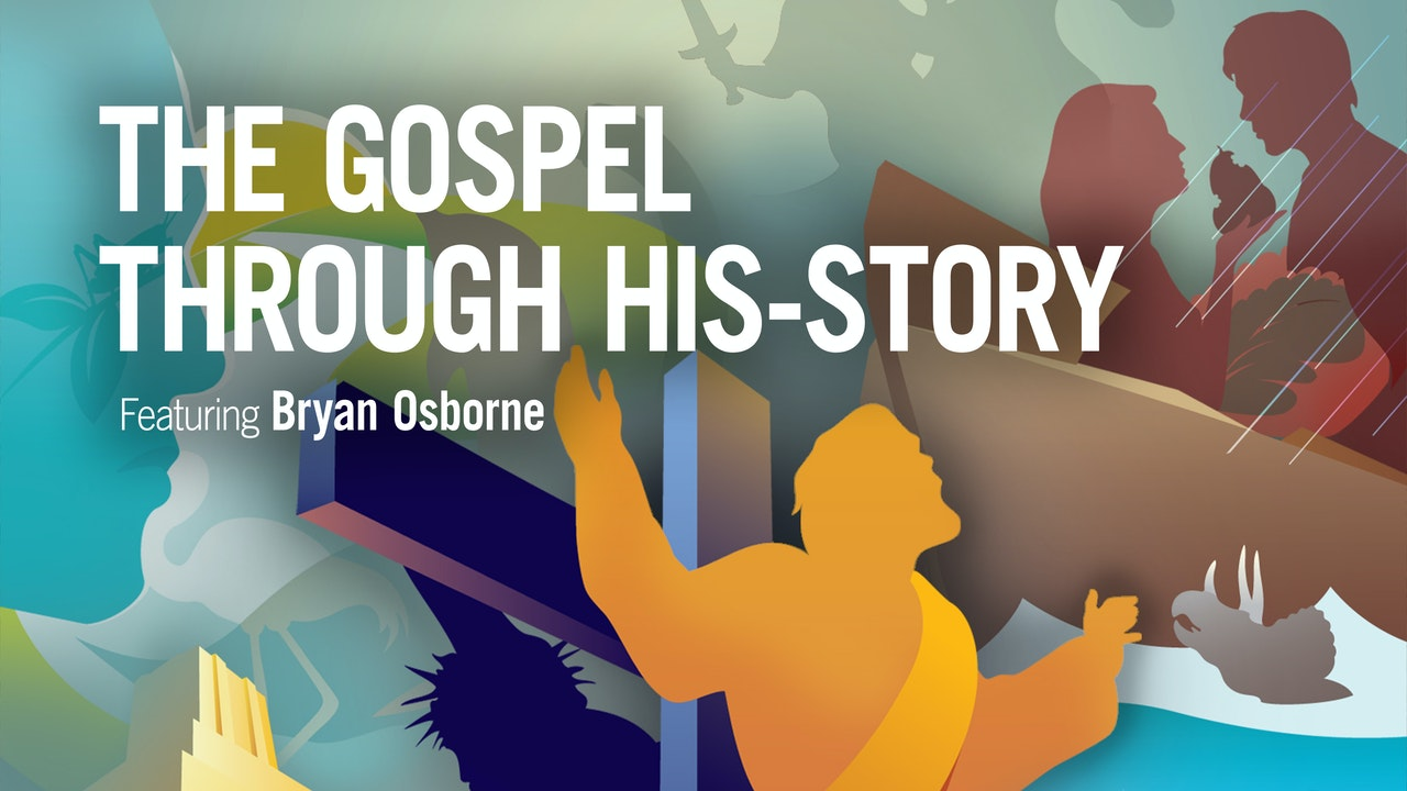 The Gospel Through His-story
