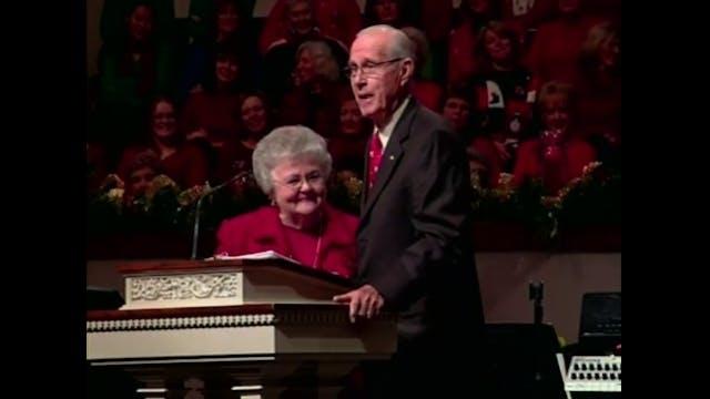 Testimony of Mr. and Mrs. Swanberg