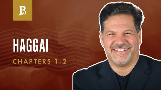 Our Sin Was Paid For; Haggai 1-2