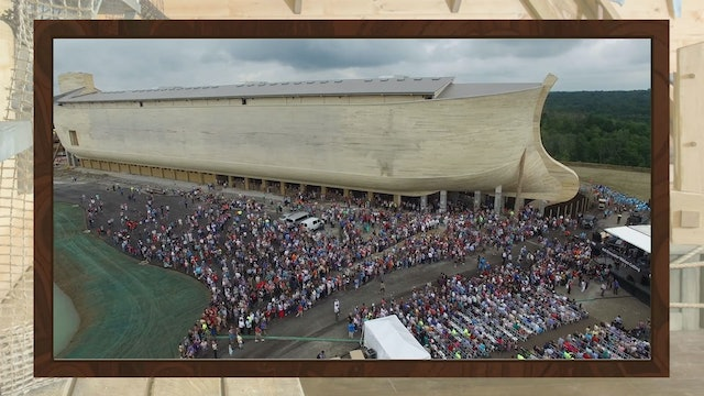 History of the Ark Encounter and Creation Museum