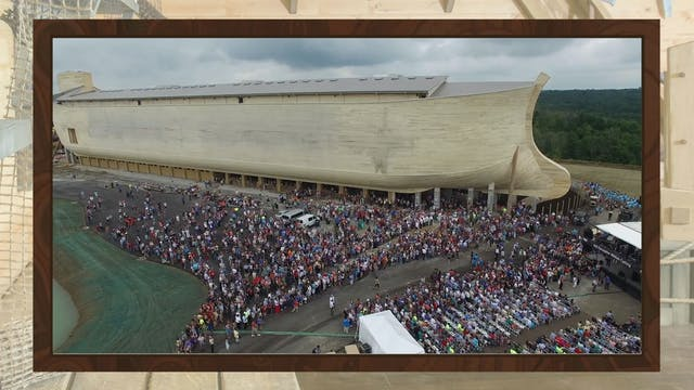 History of the Ark Encounter and Crea...