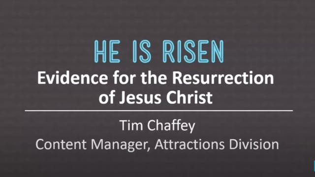In Defense of the Resurrection