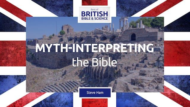Myth-interpreting the Bible