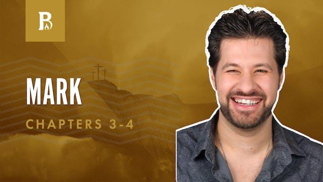 The Spirit of God; Mark 3-4