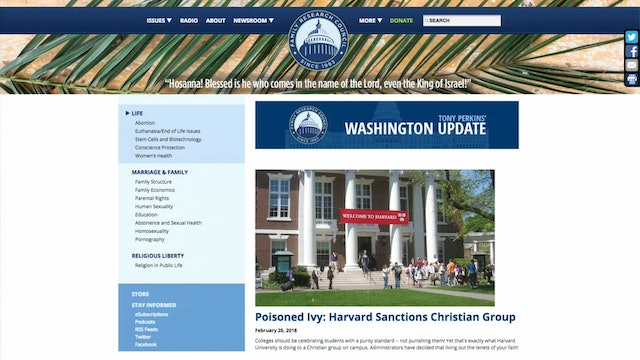 3/05 Religious Freedom Victory for Wheaton College and Other News