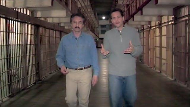 Alcatraz, Al Capone, Alcohol