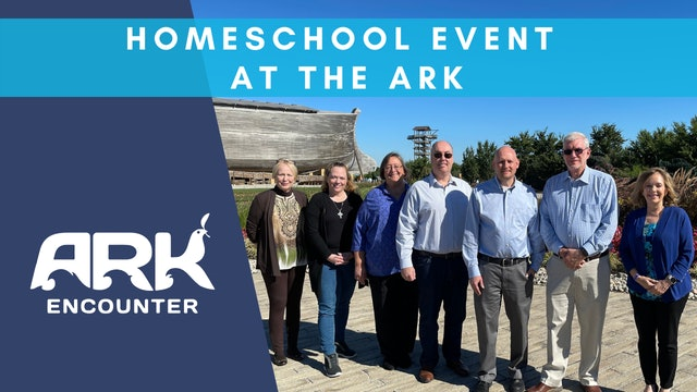 One-of-a-Kind Homeschool Event at the Ark