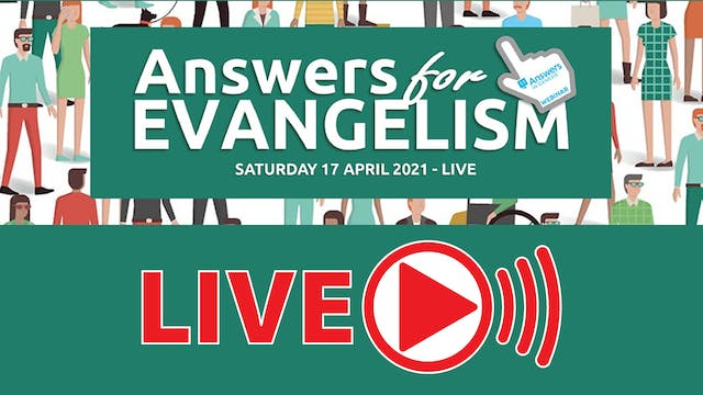 Answers for Evangelism