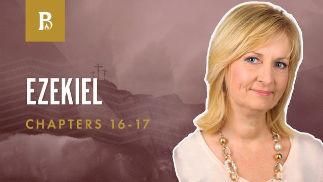 Jerusalem's Evil; Ezekiel 16-17