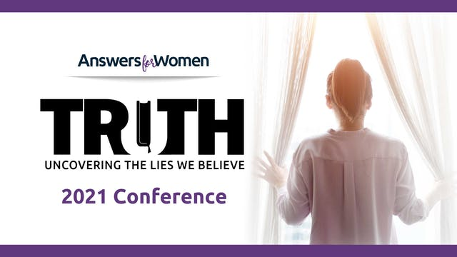 Answers for Women Conference - March 18-20, 2021