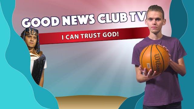 I Can Trust God!
