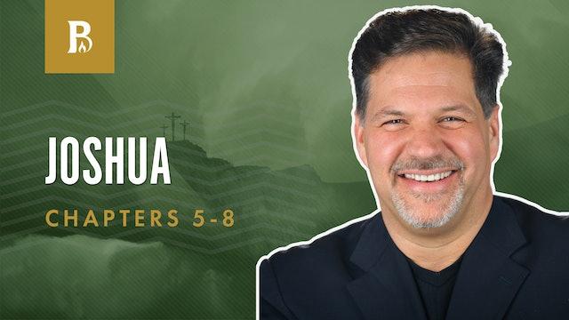 Total Defeat; Joshua 5-8