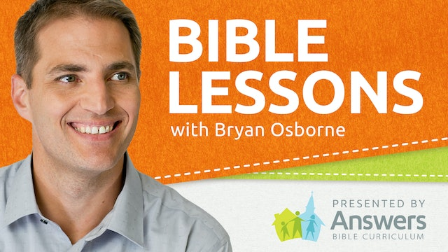 Bible Lessons with Bryan Osborne