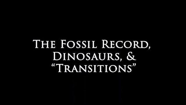 Genesis Impact Clip - Fossils, Dinosa...