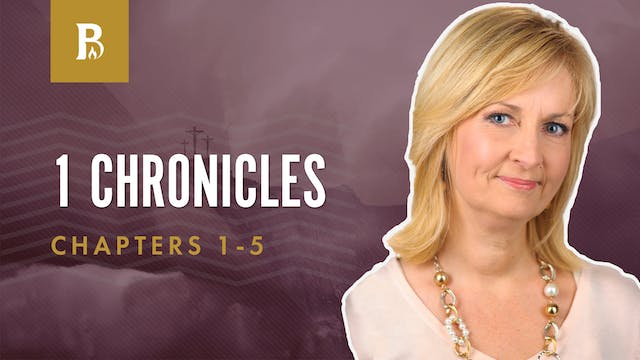 Trouble Within Israel; 1 Chronicles 1-5
