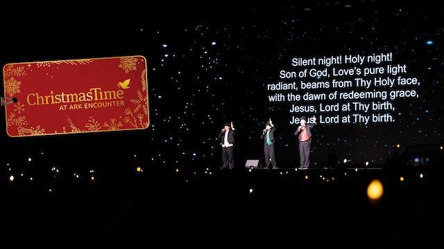 Live Christmas Singing!