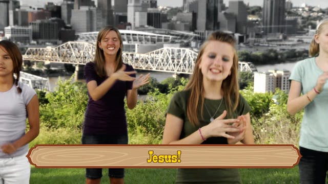 Talkin' Bout Jesus