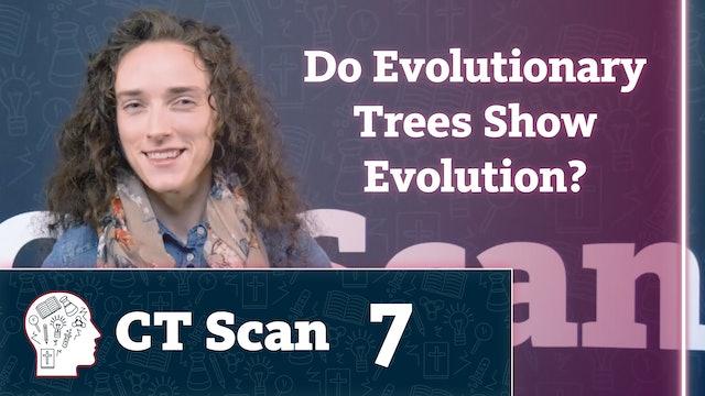 Do Evolutionary Trees Show Evolution?