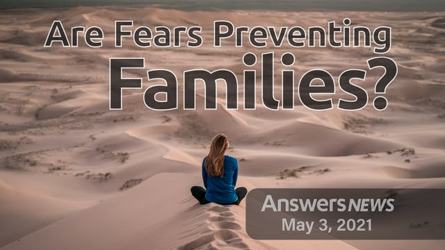 5/03 Are Fears Preventing Families?