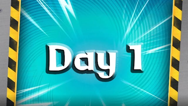 Day 1: Jesus Before and at Creation