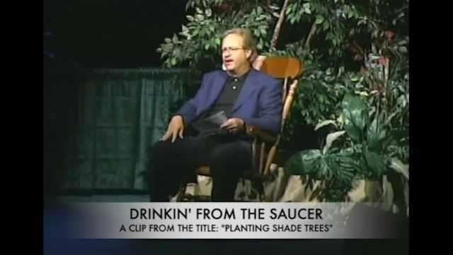 Drinkin' From the Saucer