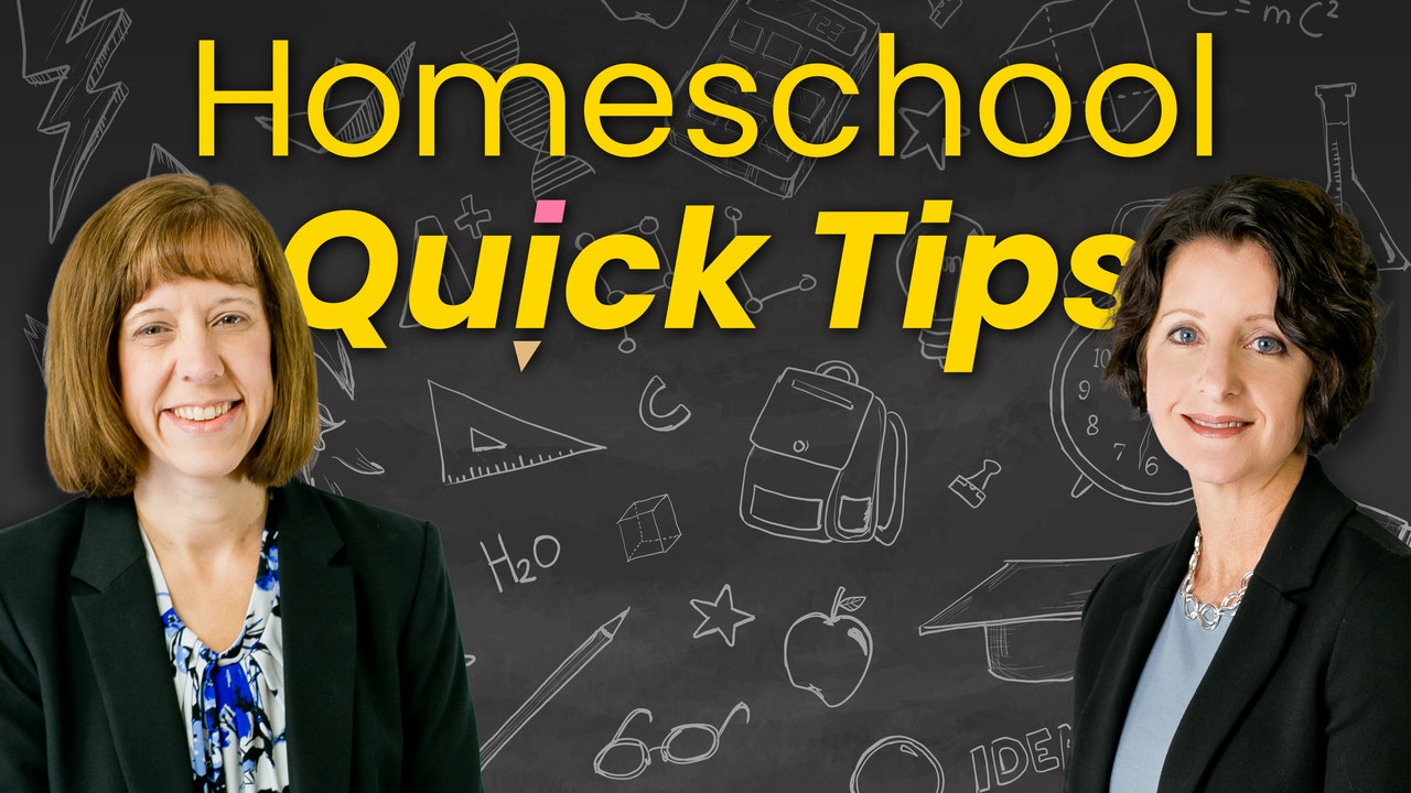 Homeschool Quick Tips