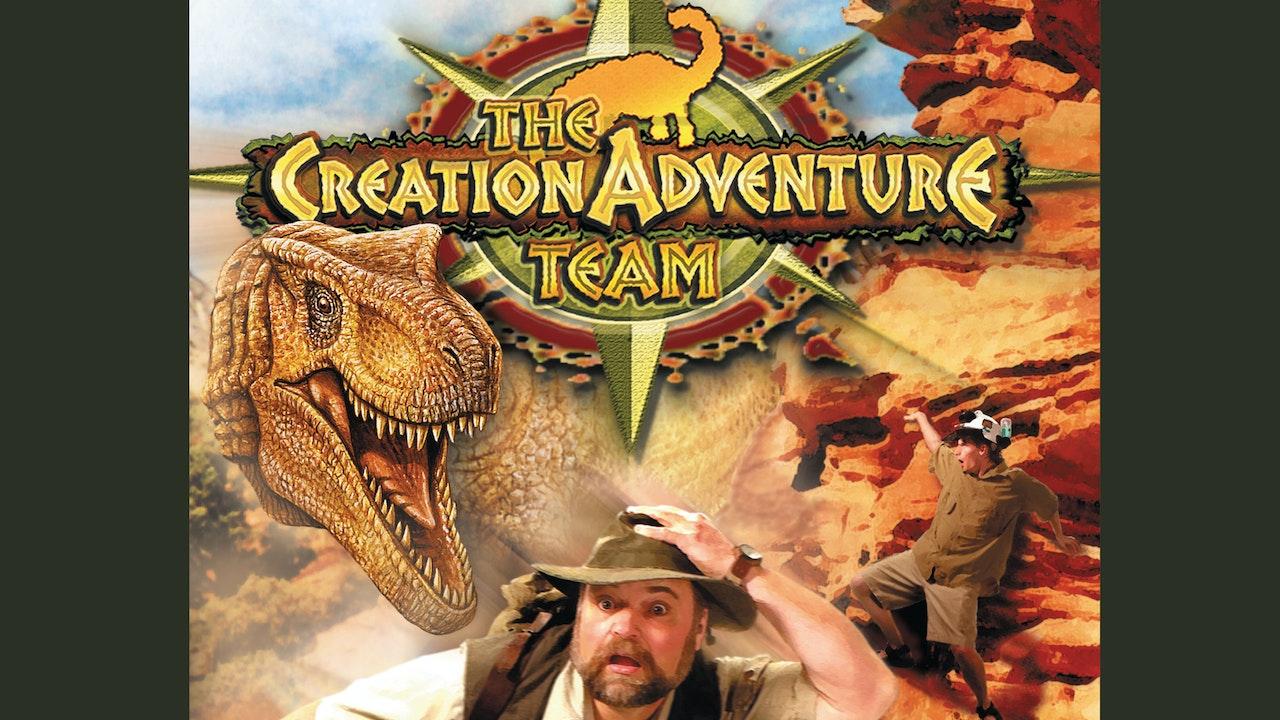 A Jurassic Ark Mystery