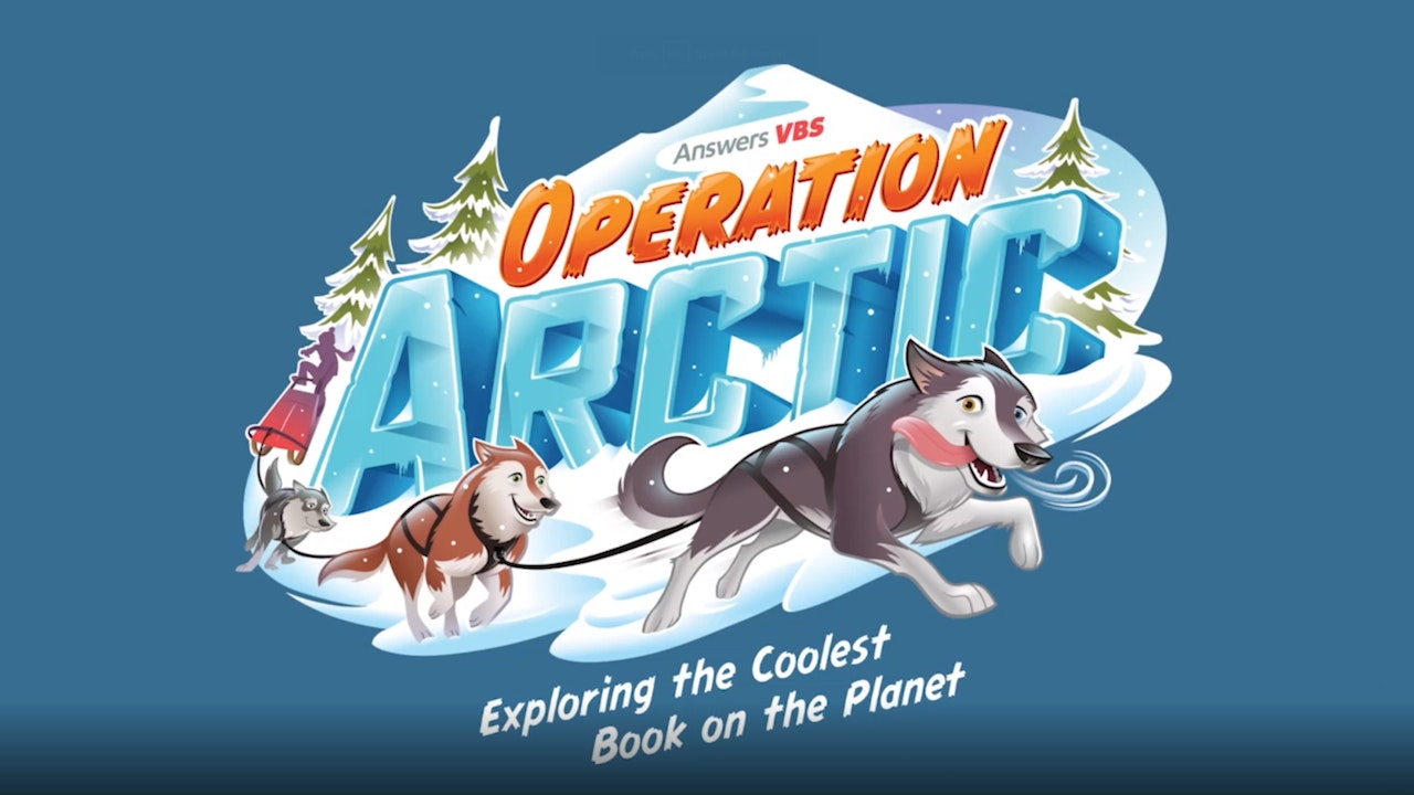 Operation Arctic Wild Family Mission Moments