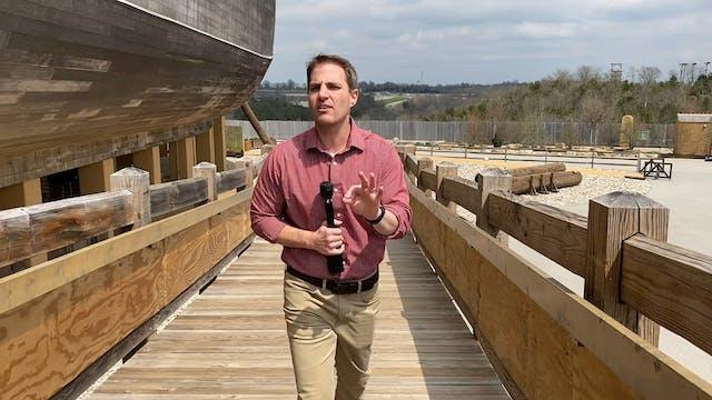 Walk the Ark Ramp: Devotional for Kids