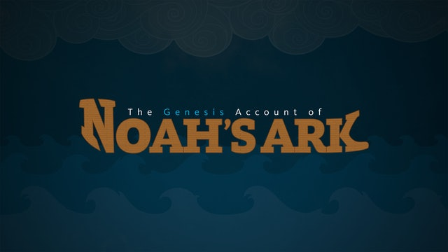 The Genesis Account of Noah's Ark